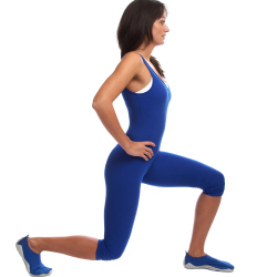 Are you lunging correctly?