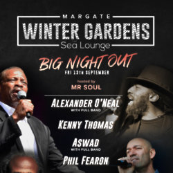 Margate Winter Gardens Big Night Out