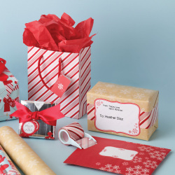 Christmas Collection, from Martha Stewart Home Office™ with Avery™ is available from Staples on November 5th