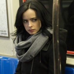 Krysten Ritter as Jessica Jones / Credit: Netflix