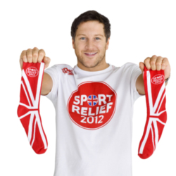 Matt Cardle is supporting this year's Sport Relief