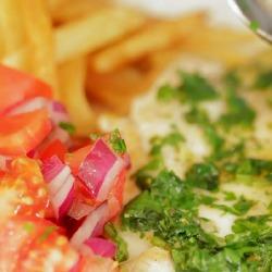 VIDEO: Matt Dawson's Chicken Paillard Gremolata Recipe