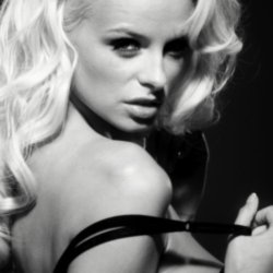 Rhian Sugden touchers herself for MCAC