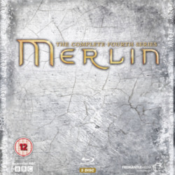 Merlin Series 3 Blu-Ray