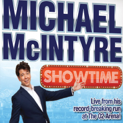 Michael McIntyre's Showtime! DVD