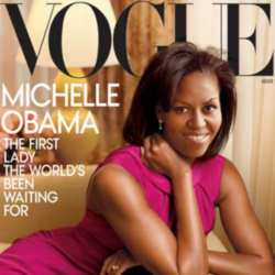 Michelle Obama on the March 2009 Cover of Vogue