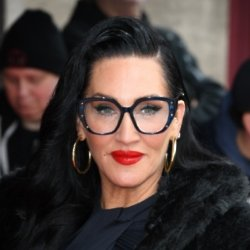 Michelle Visage arrives at the TRIC Awards 2020 in London / Picture Credit: Doug Peters/Doug Peters/EMPICS Entertainment