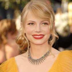 Michelle Williams dazzled on the arm of Heath Ledger at the Oscars in 2006