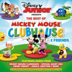 Win The Best of Mickey Mouse Clubhouse and Friends CD