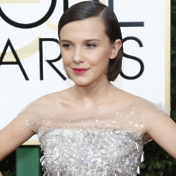 Millie Bobby Brown sports the latest look