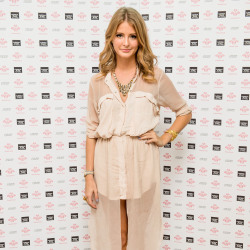 Millie Mackintosh shows off her enviable style