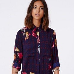 Shop the Winter Florals Trend at Missguided