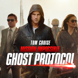 Mission: Impossible - Ghost Protocol DVD