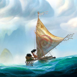 First Image From Disney Film Moana