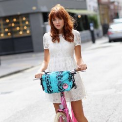 Half of female cycle commuters now cycle outside of work with family and friends