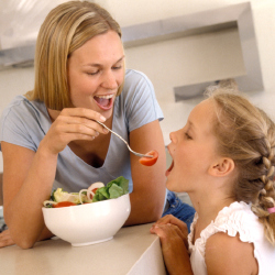 Have you told creative lies to get your kids to eat healthy?