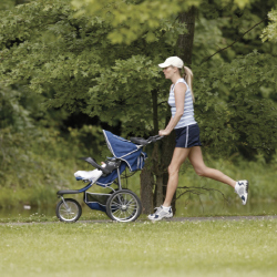 5 Tips for a Post-Baby Fitness Plan