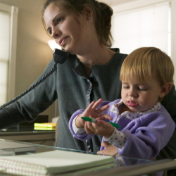 Stay-at-home mums regret leaving jobs