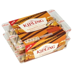 Mr Kipling's Sweet Treats