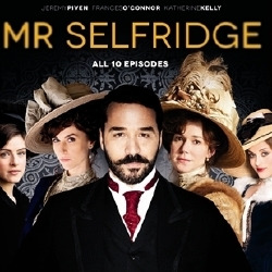 Mr Selfridge DVD