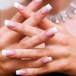 Home beauty treatments like manicures are damaging the home