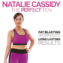 Natalie Cassidy's 'The perfect ten' is out now