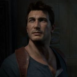 Nathan Drake in Uncharted 4