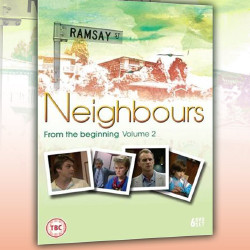 Neighbours From The Beginning Volume 2 DVD