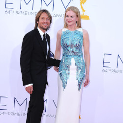 Nicole Kidmand and Keith Urban look the very handsome couple