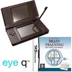 Win A Nintendo DS And BrainTraining Game