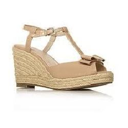 Nude Kalipso High heel shoes by Carvela