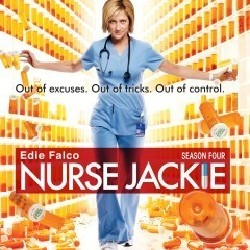 Nurse Jackie Season 4 DVD