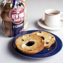 New York Bakery Co's Bagel Recipes