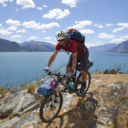 New Zealand cycling