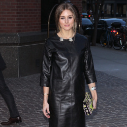 Olivia Palermo looks chic in Whistles