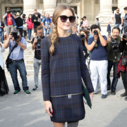 Olivia Palermo will of course be looking her stylish self on the Front Row