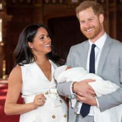 Could any of these celebrities be potential Godparents to Baby Sussex? Photo: PA