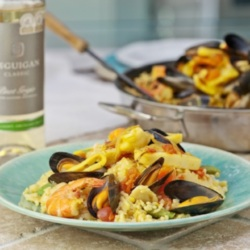 VIDEO: John Torode's Seafood Paella Recipe