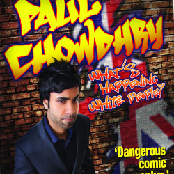 Paul Chowdhry - What's Happening White People? DVD