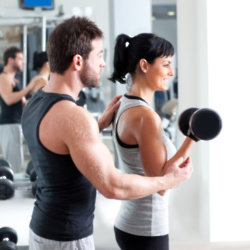 Are you attracted to your personal trainer?