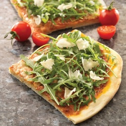 Homemade Takeaways: Pesto Pizza Recipe