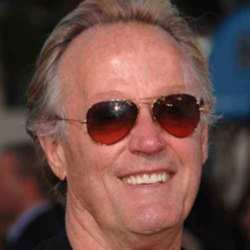 Peter Fonda marries for third time