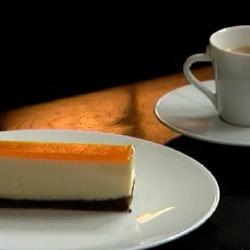 Phil Howard's Nespresso Coffee Cheesecake