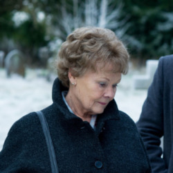 Judi Dench in Philomena