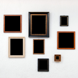 Photo-frames could add a new look to your home