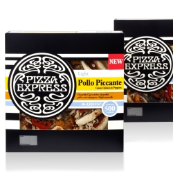Healthy Eating: PizzaExpress Release New Light Range