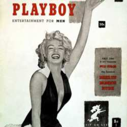 Playboy fashion show at London Club Opening