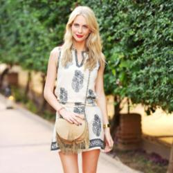 Poppy Delevingne has the summer wardrobe we all want
