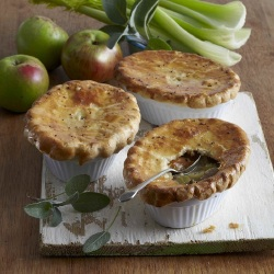 British Pie Week: Pork and Cider Pie Recipe