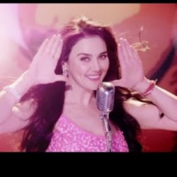 Preity in promo video for chat show